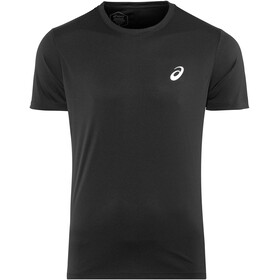 asics Silver SS Top Men, performance black